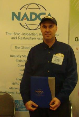 NADCA Certified Duct Cleaners